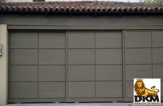 Puertas autom ticas puertas de garaje revista for Puertas para casa baratas