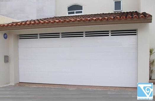 Puertas automaticas para garage y herreria en en - Puertas para cocheras electricas ...